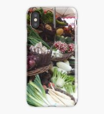 Beaune Market iPhone Case/Skin