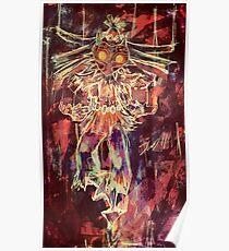 Skull Kid - Majora's Mask (Legend of Zelda) Poster