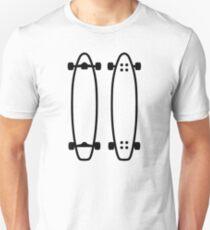 Longboards Unisex T-Shirt