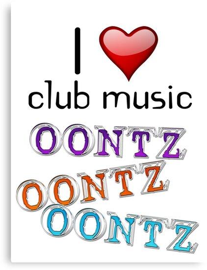 I heart club music by digerati