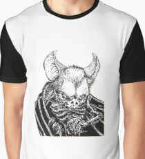 Deathbat Graphic T-Shirt