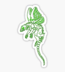Insect Dragon Sticker