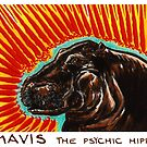 Mavis the Psychic Hippo by Nseabolt