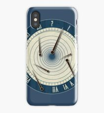 Timey Lordy iPhone Case/Skin