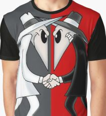 spy Graphic T-Shirt