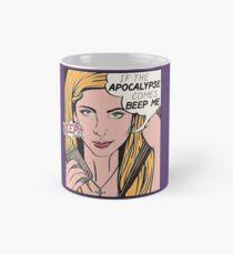 Pop Art Slayer Mug