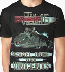 Rick and Morty: Jan Quadrant Vincent 16 Graphic T-Shirt