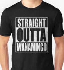 Straight Outta Wanamingo T-Shirt
