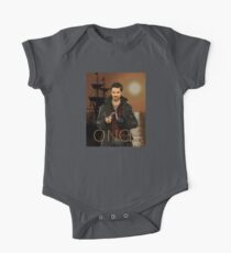 "Captain Hook Comic Poster ""Sunset"" Kids Clothes"