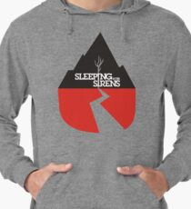 Sleeping With Sirens Lightweight Hoodie