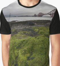 The Forth Bridges Graphic T-Shirt