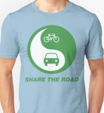 Share the Road Unisex T-Shirt