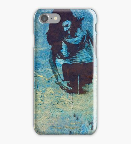 Spilt Paint iPhone Case/Skin