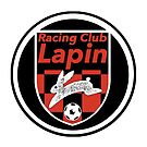 Racing Club Lapin - Red & Black (circle logo) by JoelCortez