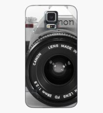 Canon AE-1 Case/Skin for Samsung Galaxy