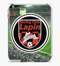 Racing Club Lapin - Red & Black Circle Logo (Stadium) iPad Case/Skin
