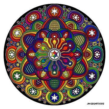 Mandala 42 by mandala-jim