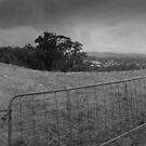 Rain over Bowral by dcarphoto