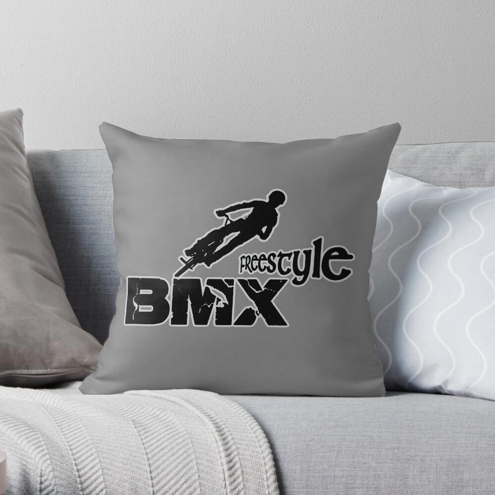 BMX, BMX Freestyle Dekokissen