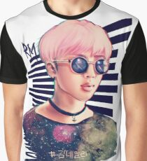 kim daily Graphic T-Shirt