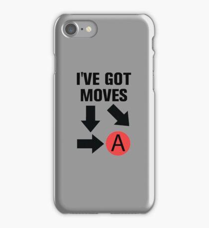 I've got moves iPhone Case/Skin