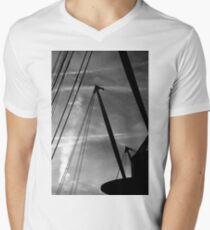 ETIHAD STADIUM Men's V-Neck T-Shirt