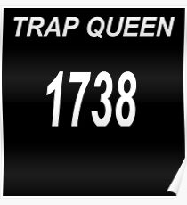 Trap Queen Design & Illustration Posters | Redbubble