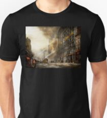 Fireman - Brooklyn NY - Surprise 1909 T-Shirt