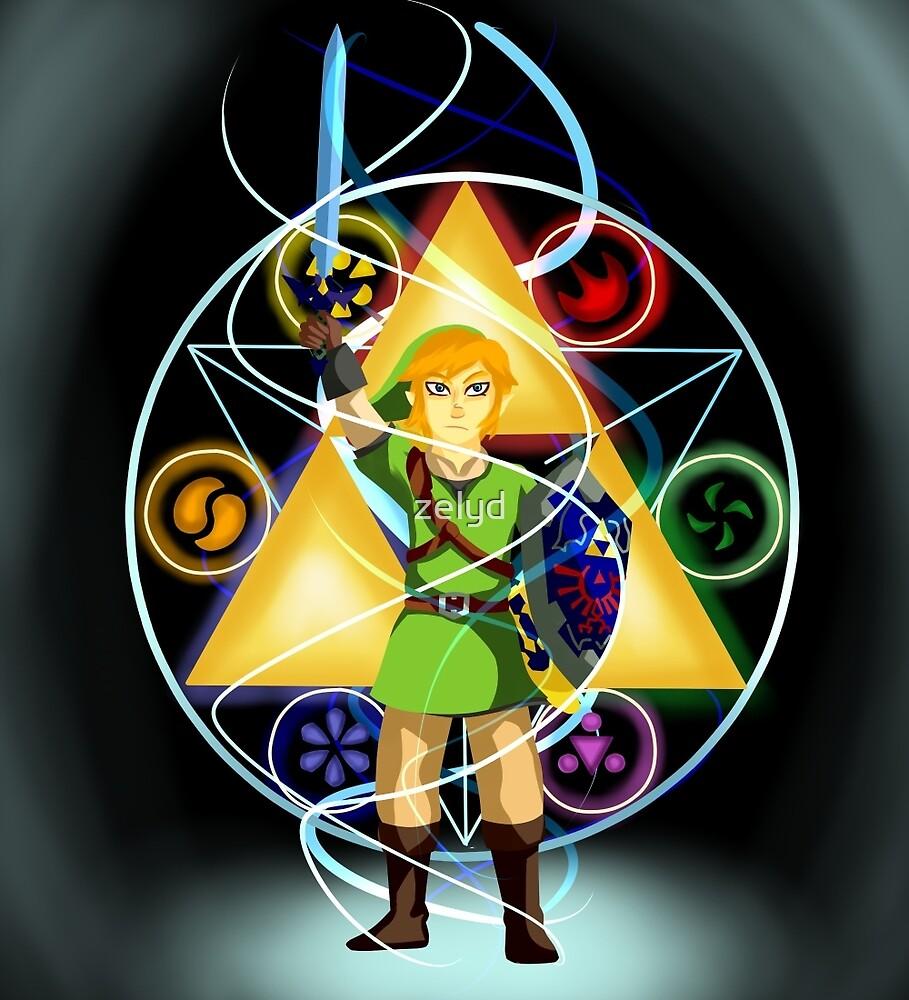 Legend of Zelda Raise it Skyward by x-lilbiscuit-x