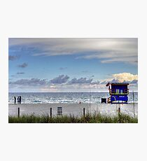 HDR Playa Photographic Print