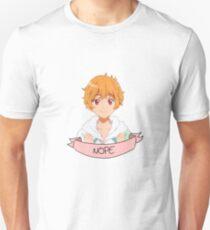 nagisa hazuki nope T-Shirt