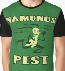 Breaking Bad: Vamonos Pest Graphic T-Shirt