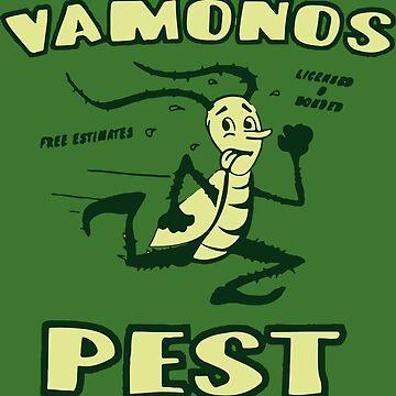 Breaking Bad: Vamonos Pest by Wellshirt