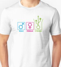 Gender Identification Unisex T-Shirt
