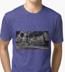 Sexy Sci-Fi 5 Tri-blend T-Shirt