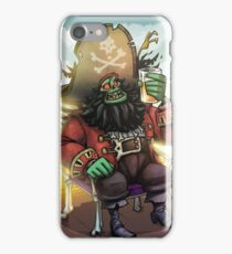 0029 - Bone Chair LeChuck iPhone Case/Skin