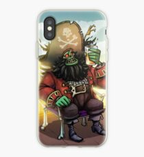 0029 - Bone Chair LeChuck iPhone Case
