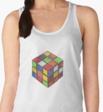 Rubik's Cube Women's Tank Top