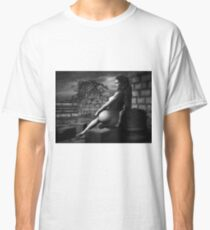 Naked Ruins BW Classic T-Shirt
