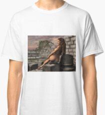 Naked Ruins  Classic T-Shirt