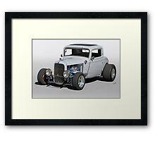 1932 Ford 'Primer Coat' Coupe II Framed Print