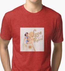 Retro Tri-blend T-Shirt
