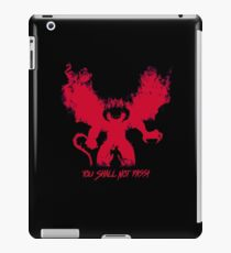 Durin's Bane iPad Case/Skin