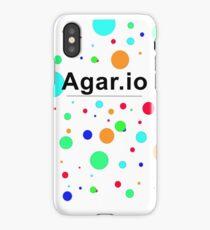 Agar.io logo iPhone Case/Skin