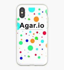 Agar.io logo iPhone Case