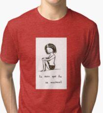 French Tears Tri-blend T-Shirt