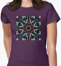 And the Sky Tore Asunder Women's Fitted T-Shirt