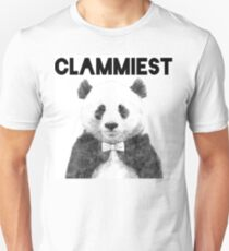Clammiest Panda  T-Shirt