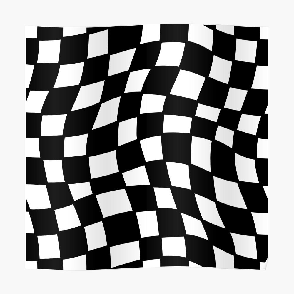 Geometric Visual Illusion  Poster