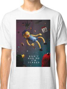 Don't Hug Me I'm Scared Classic T-Shirt